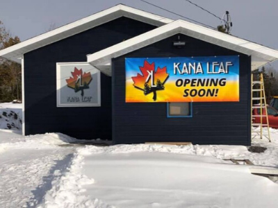Photo for:  Nipissing First Nation now has its first cannabis dispensary